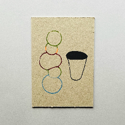 「CARD(02)」homesickdesign