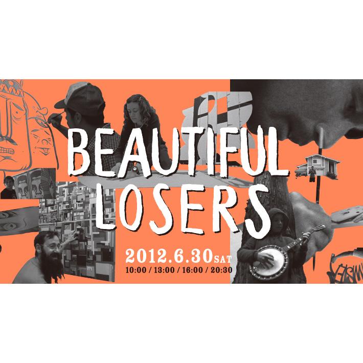 映画「BEAUTIFUL LOSERS」上映会